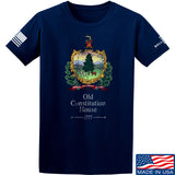 IV8888 Old Constitution House Tavern Signage T-Shirt T-Shirts Small / Navy by Ballistic Ink - Made in America USA