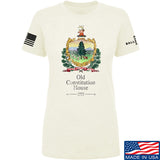 IV8888 Ladies Old Constitution House Tavern Signage T-Shirt T-Shirts SMALL / Cream by Ballistic Ink - Made in America USA