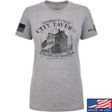 IV8888 Ladies Founding Fathers' City Tavern T-Shirt T-Shirts SMALL / Light Grey by Ballistic Ink - Made in America USA