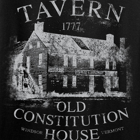 IV8888 Old Constitution House Tavern T-Shirt T-Shirts [variant_title] by Ballistic Ink - Made in America USA