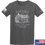 IV8888 Old Constitution House Tavern T-Shirt T-Shirts Small / Charcoal by Ballistic Ink - Made in America USA