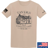 IV8888 Old Constitution House Tavern T-Shirt T-Shirts Small / Sand by Ballistic Ink - Made in America USA