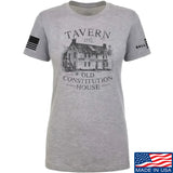 IV8888 Ladies Old Constitution House Tavern T-Shirt T-Shirts SMALL / Light Grey by Ballistic Ink - Made in America USA