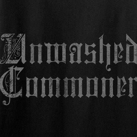 IV8888 Unwashed Commoner T-Shirt T-Shirts [variant_title] by Ballistic Ink - Made in America USA