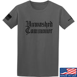 IV8888 Unwashed Commoner T-Shirt T-Shirts Small / Charcoal by Ballistic Ink - Made in America USA
