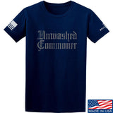 IV8888 Unwashed Commoner T-Shirt T-Shirts Small / Navy by Ballistic Ink - Made in America USA