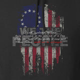 IV8888 We The People Hoodie Hoodies [variant_title] by Ballistic Ink - Made in America USA