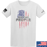 IV8888 We The People T-Shirt T-Shirts Small / White by Ballistic Ink - Made in America USA