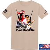IV8888 Roof Koreans T-Shirt T-Shirts Small / Sand by Ballistic Ink - Made in America USA