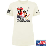 IV8888 Ladies Roof Koreans T-Shirt T-Shirts SMALL / Cream by Ballistic Ink - Made in America USA