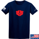 Kit Badger Kit Badger Logo T-Shirt T-Shirts Small / Navy by Ballistic Ink - Made in America USA