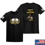 Kit Badger Tyrants & Patriots T-Shirt T-Shirts Small / Black by Ballistic Ink - Made in America USA