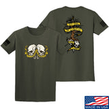 Kit Badger Tyrants & Patriots T-Shirt T-Shirts Small / Military Green by Ballistic Ink - Made in America USA