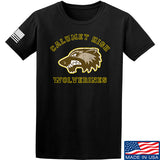 MAC Calumet High Wolverines T-Shirt T-Shirts Small / Black by Ballistic Ink - Made in America USA
