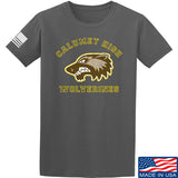 MAC Calumet High Wolverines T-Shirt T-Shirts Small / Charcoal by Ballistic Ink - Made in America USA