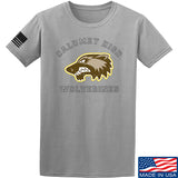 MAC Calumet High Wolverines T-Shirt T-Shirts Small / Light Gray by Ballistic Ink - Made in America USA