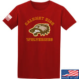 MAC Calumet High Wolverines T-Shirt T-Shirts Small / Red by Ballistic Ink - Made in America USA
