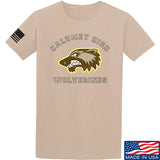 MAC Calumet High Wolverines T-Shirt T-Shirts Small / Sand by Ballistic Ink - Made in America USA