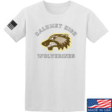 MAC Calumet High Wolverines T-Shirt T-Shirts Small / White by Ballistic Ink - Made in America USA