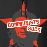 MAC Communists Suck Hoodie Hoodies [variant_title] by Ballistic Ink - Made in America USA