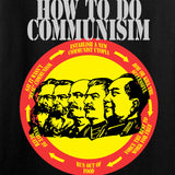 MAC How Communism Works Long Sleeve T-Shirt Long Sleeve [variant_title] by Ballistic Ink - Made in America USA