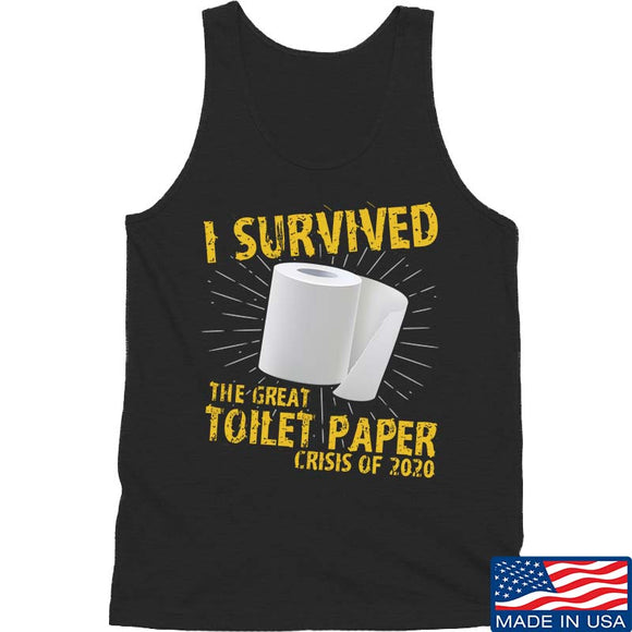 I Survived The Great Toilet Paper Crisis of 2020 Tank