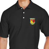 MAC MAC Military Arms Channel Logo Polo Polos [variant_title] by Ballistic Ink - Made in America USA