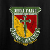 MAC MAC Military Arms Channel Logo Long Sleeve T-Shirt Long Sleeve [variant_title] by Ballistic Ink - Made in America USA