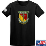 MAC MAC Military Arms Channel Logo T-Shirt T-Shirts Small / Black by Ballistic Ink - Made in America USA