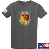 MAC MAC Military Arms Channel Logo T-Shirt T-Shirts Small / Charcoal by Ballistic Ink - Made in America USA