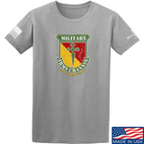 MAC MAC Military Arms Channel Logo T-Shirt T-Shirts Small / Light Gray by Ballistic Ink - Made in America USA