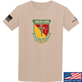 MAC MAC Military Arms Channel Logo T-Shirt T-Shirts Small / Sand by Ballistic Ink - Made in America USA