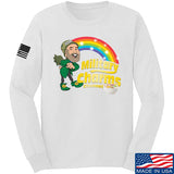 Military Charms Channel Long Sleeve T-Shirt