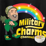 Military Charms Channel T-Shirt