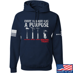 MAC Tools Of The Trade Hoodie Hoodies Small / Black by Ballistic Ink - Made in America USA
