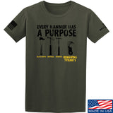 MAC Tools Of The Trade T-Shirt T-Shirts Small / Military Green by Ballistic Ink - Made in America USA