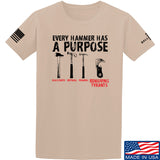 MAC Tools Of The Trade T-Shirt T-Shirts Small / Sand by Ballistic Ink - Made in America USA