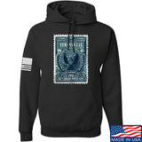 MAC Tyranny Tax Hoodie Hoodies Small / Black by Ballistic Ink - Made in America USA