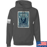MAC Tyranny Tax Hoodie Hoodies Small / Charcoal by Ballistic Ink - Made in America USA