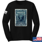 MAC Tyranny Tax Long Sleeve T-Shirt Long Sleeve Small / Black by Ballistic Ink - Made in America USA