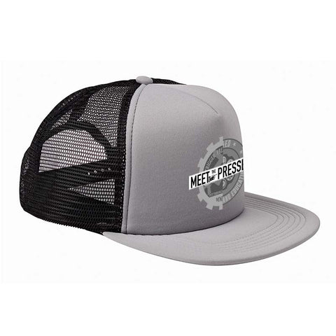 Meet The Pressers Logo Foam Trucker Cap