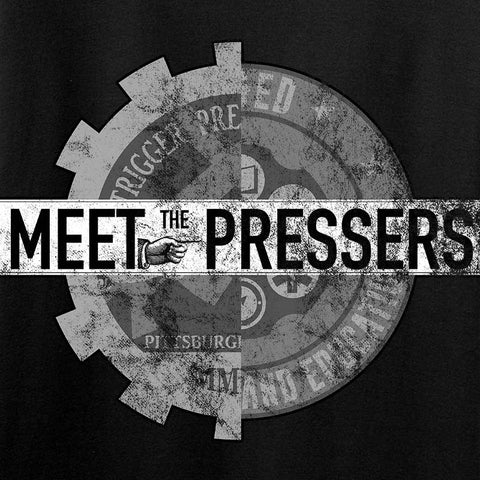 Meet The Pressers Logo T-Shirt