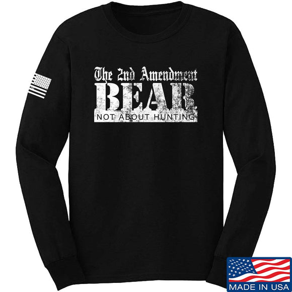 The Second Amendment Long Sleeve T-Shirt