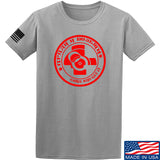 Men of Arms Apparel Come and Get It T-Shirt T-Shirts Small / Light Grey by Ballistic Ink - Made in America USA
