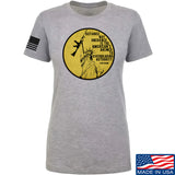 Men of Arms Apparel Ladies Defiance Not Obedience T-Shirt T-Shirts SMALL / Light Grey by Ballistic Ink - Made in America USA