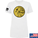 Men of Arms Apparel Ladies Defiance Not Obedience T-Shirt T-Shirts SMALL / White by Ballistic Ink - Made in America USA