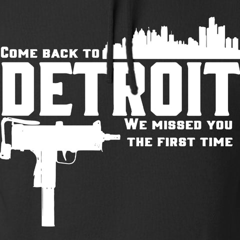 Men of Arms Apparel Detroit Hoodie Hoodies [variant_title] by Ballistic Ink - Made in America USA
