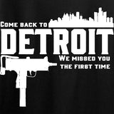 Men of Arms Apparel Ladies Detroit T-Shirt T-Shirts [variant_title] by Ballistic Ink - Made in America USA