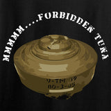 Men of Arms Apparel Ladies Forbidden Tuna T-Shirt T-Shirts [variant_title] by Ballistic Ink - Made in America USA