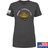 Men of Arms Apparel Ladies Forbidden Tuna T-Shirt T-Shirts SMALL / Charcoal by Ballistic Ink - Made in America USA